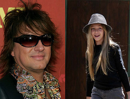 Richie Sambora Could Be Charged with Child Endangerment