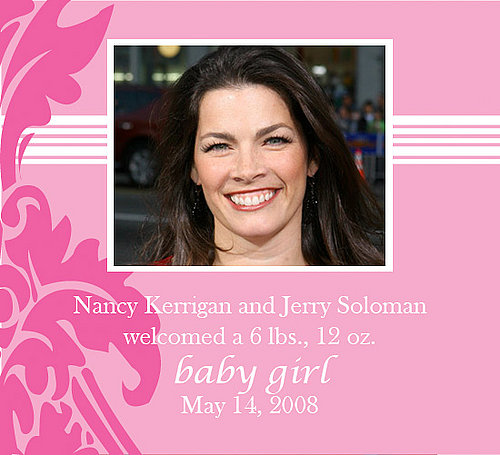Nancy Kerrigan Welcomed A Baby Girl!