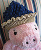 Blueberry Pie Hat