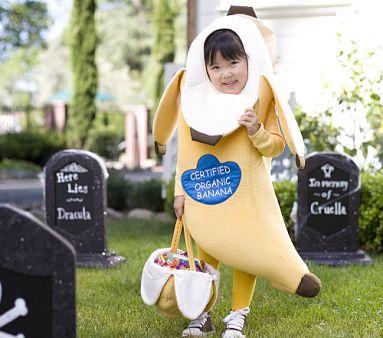 Organic Banana Costume ($55)