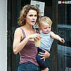 Keri Russell Limits Her Son's Gifts, Do You?