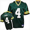 Kid Wears Favre Jersey For Over Four Years