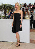 Gwyneth Paltrow Is Back in Black