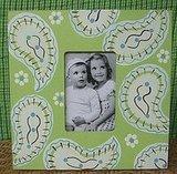 Green Paisley ($40)