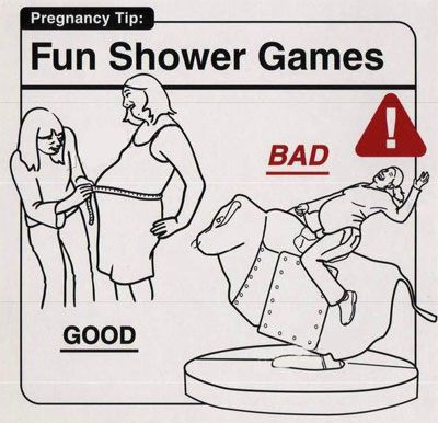 Fun Shower Games