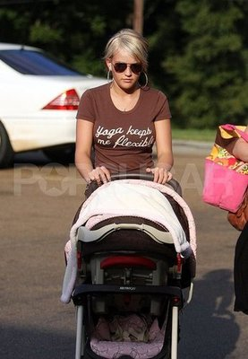 Jamie Lynn Takes Maddie For a Spin