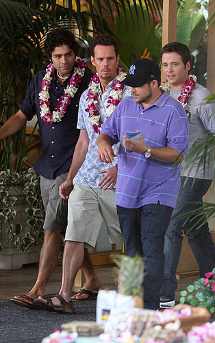 The Men of Entourage get leid over at Gossip Girls