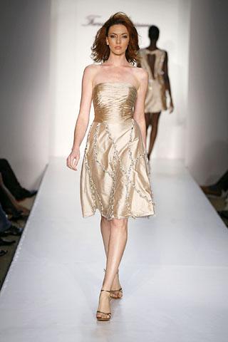 NY Fashion Week Spring 2009 - Farah Angsana