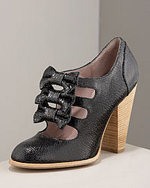 Marc By Marc Jacobs Triple-Bow Bootie