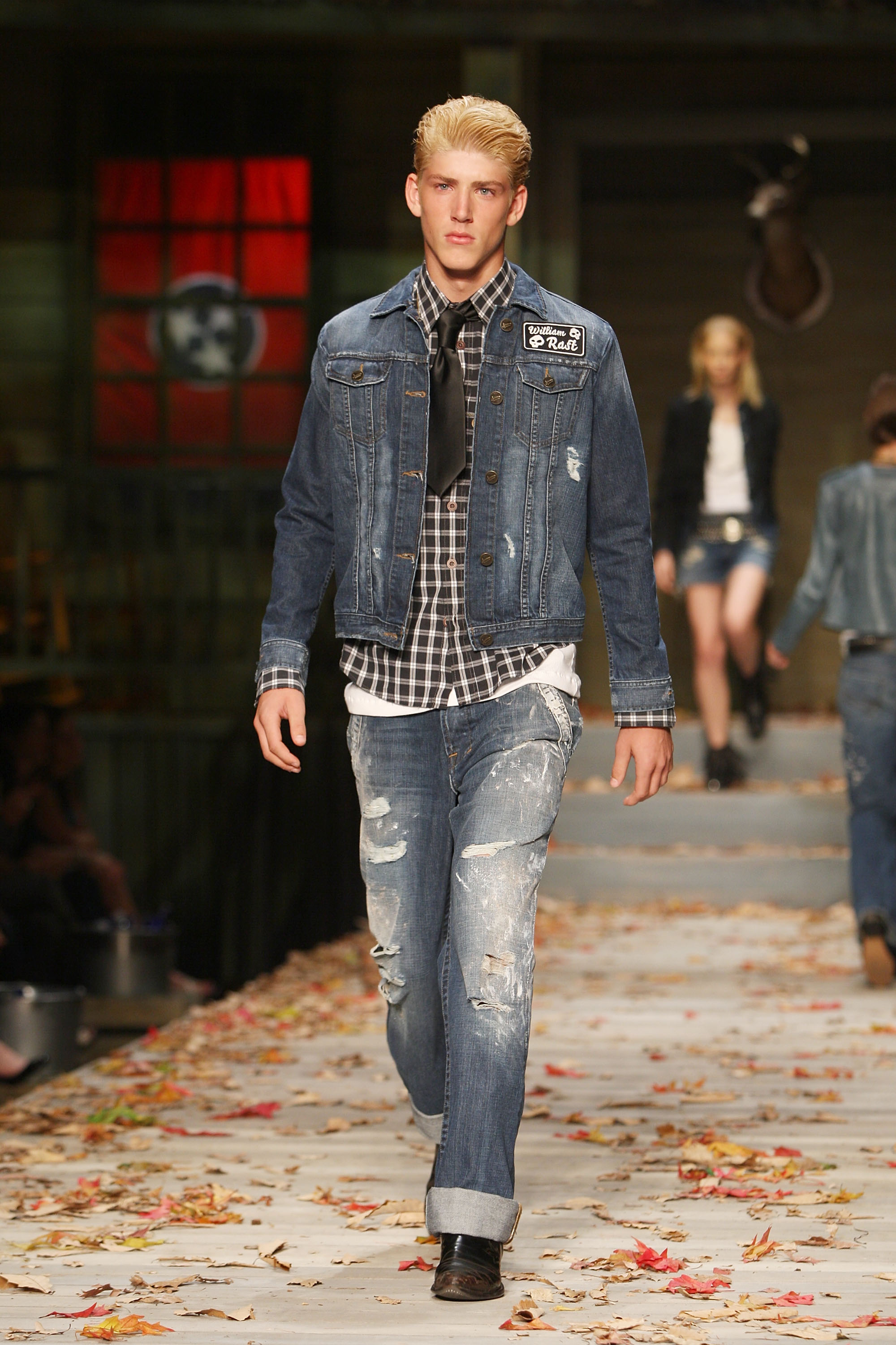 William Rast 2009 Runway Show