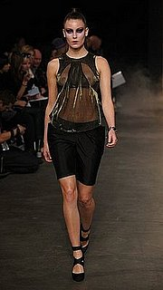 Australian Fashion Week: Spring Summer 2008/09 Silence is Golden Images