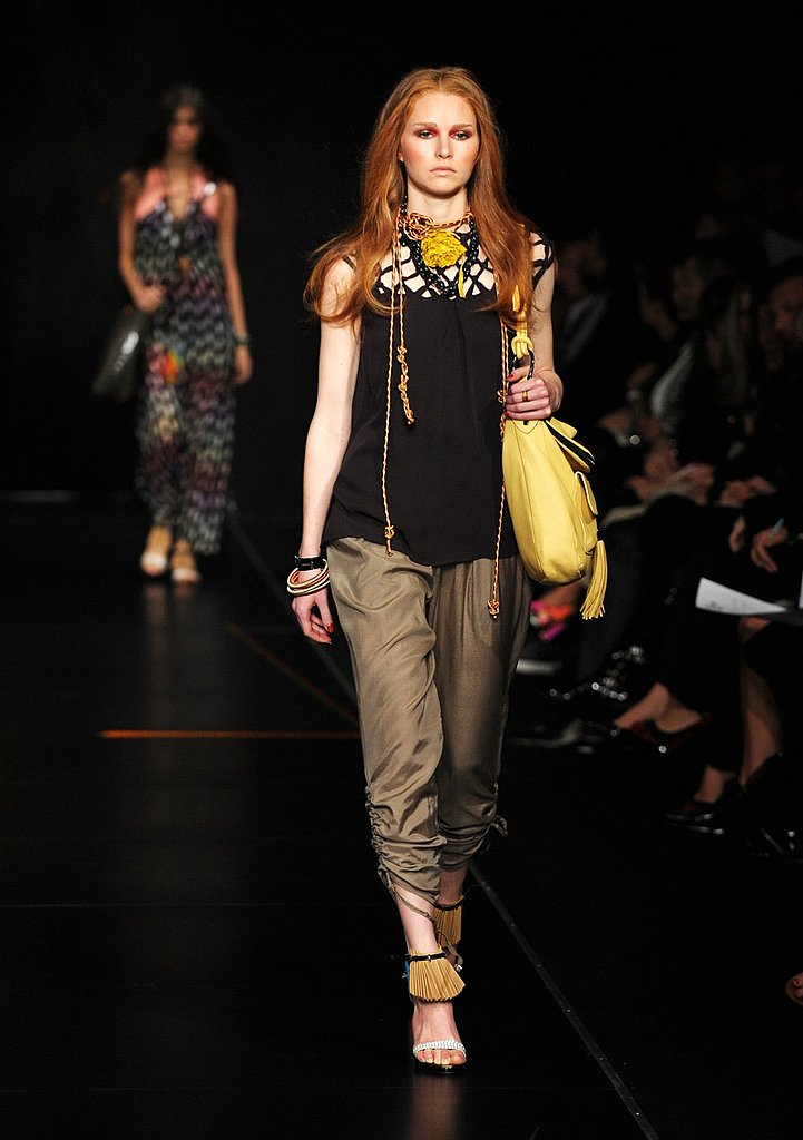 Australia Fashion Week: Ginger & Smart