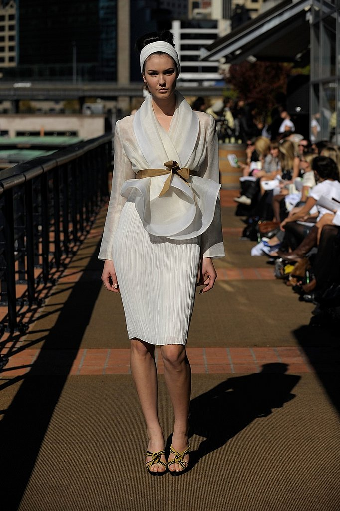 Australia Fashion Week: Jayson Brunsdon