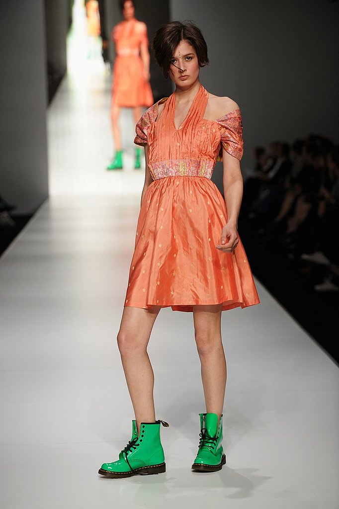 Australia Fashion Week: Brooke Benson