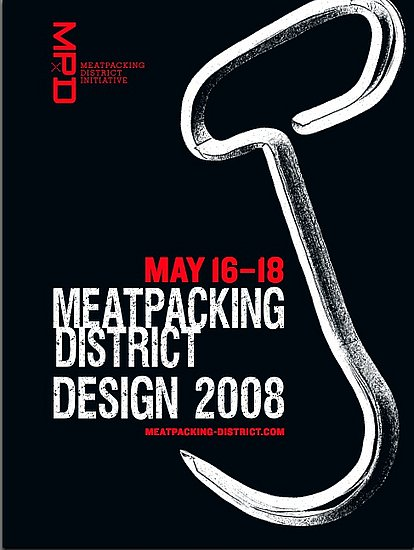 Meatpacking District Design 2008
