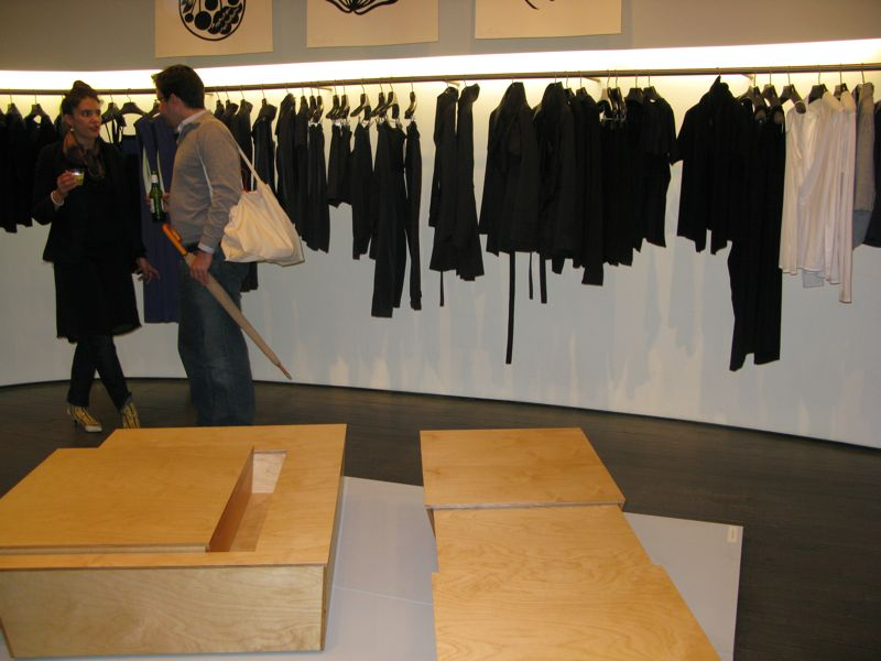 Fashion and Design Meet: Meatpacking District Design 2008