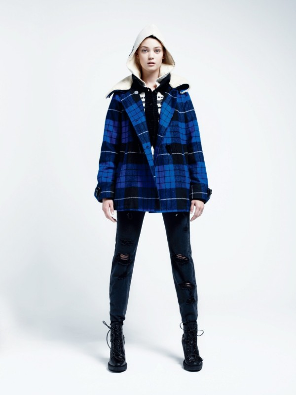 Topshop Fall 08 Look Book