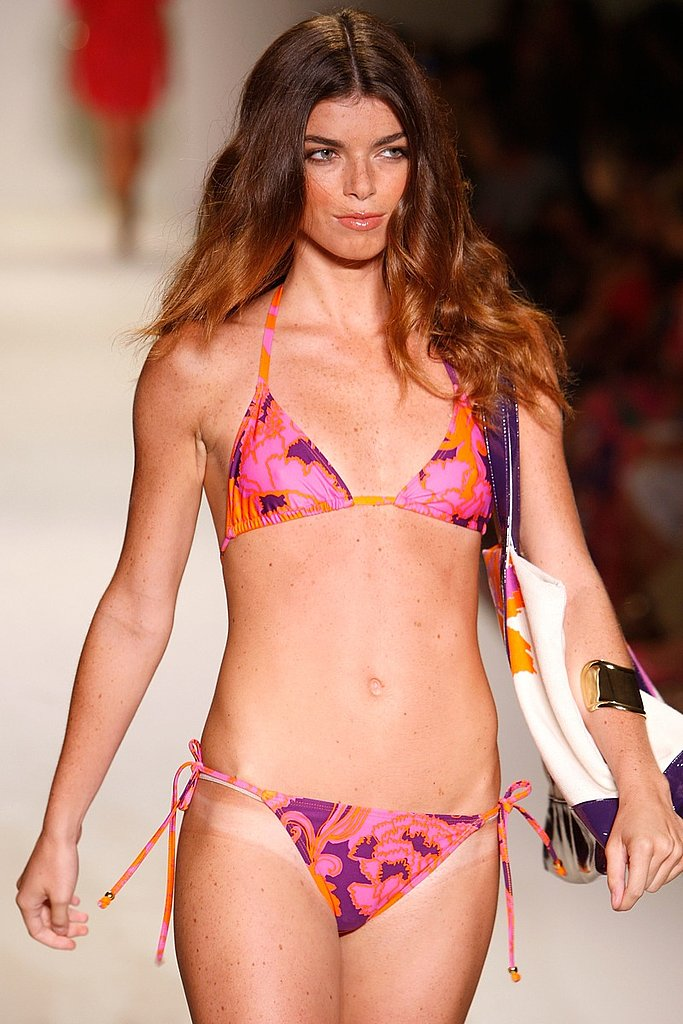 Tibi Swim 09 Fashion Show