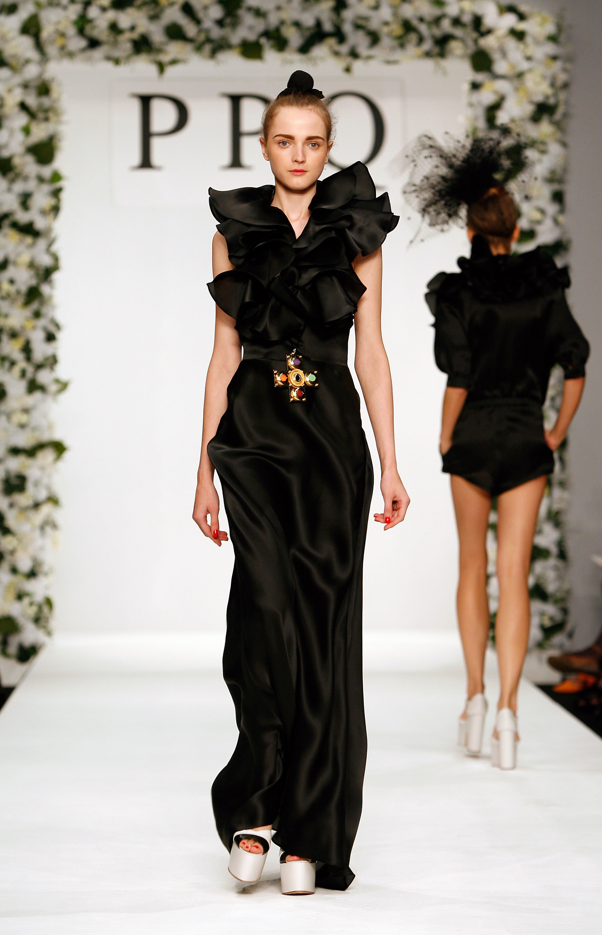 London Fashion Week: PPQ Spring 2009