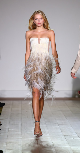 London Fashion Week: Julien Macdonald Spring 2009