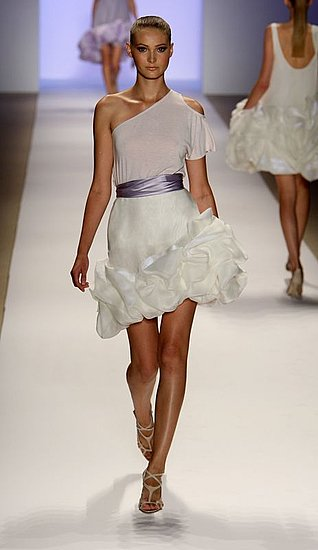 New York Spring 2009 Trend Reports: Let Them Eat Cake