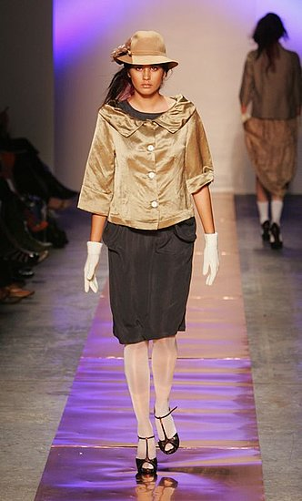Air New Zealand Fashion Week 2008: Laurie Foon & Starfish