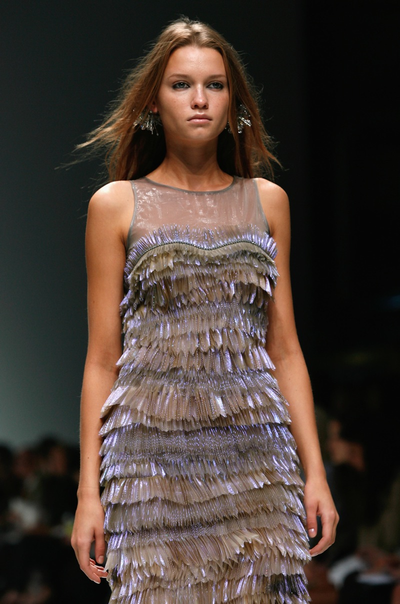 London Fashion Week: Emma Cook Spring 2009