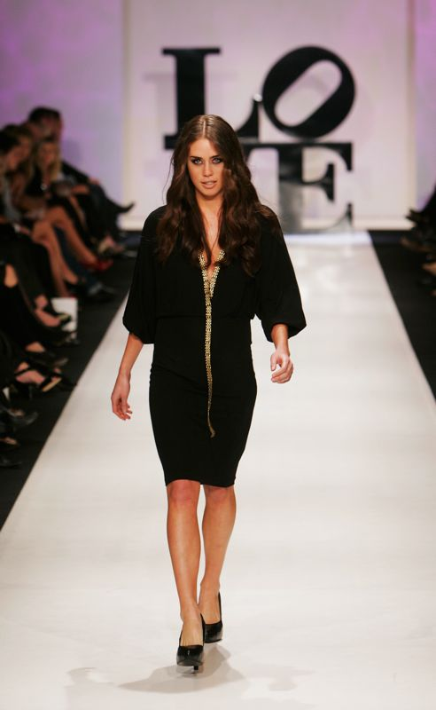 Air New Zealand Fashion Week 2008: Yvonne Bennetti