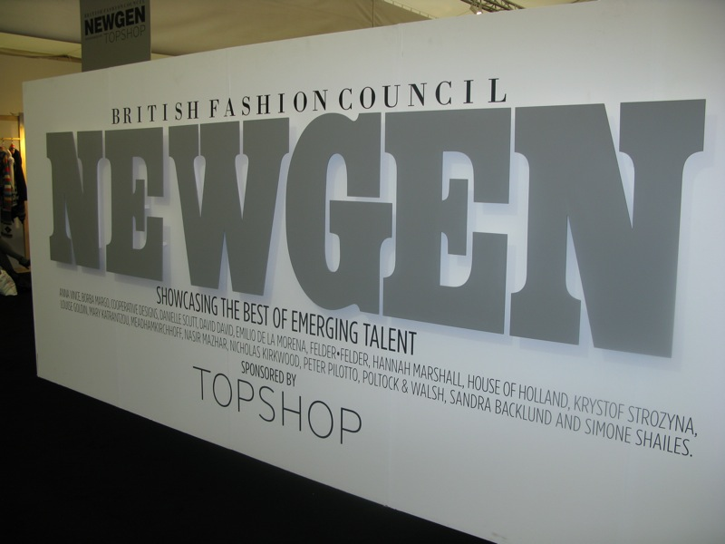 London Fashion Week: The Exhibition