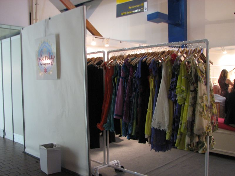 Coterie Tradeshow Contemporary Clothing Spring 2009