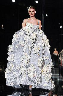 More is More, More or Less, for Dolce and Gabbana Spring 2009