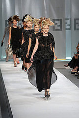 Milan Fashion Week: Fendi Spring 2009