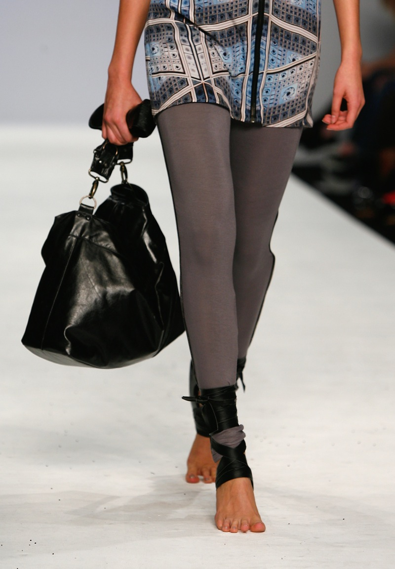 London Fashion Week: Aminaka Wilmont Spring 2009