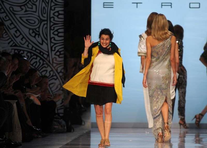 Milan Fashion Week: Etro Spring 2009