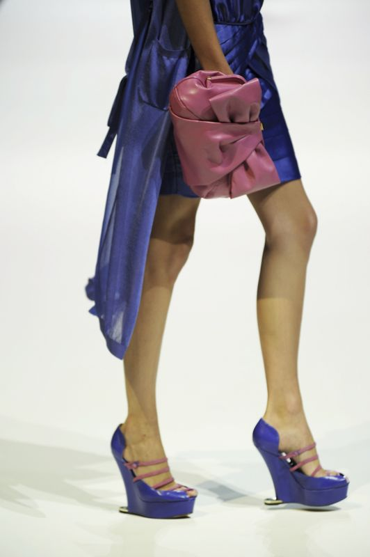 Milan Fashion Week: Moschino Spring 2009
