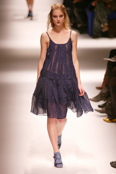 Paris Fashion Week: Marithé & François Girbaud Spring 2009