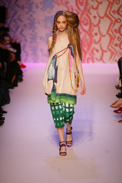 Paris Fashion Week: Tsumori Chisato Spring 2009