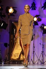Paris Fashion Week: Jean Paul Gaultier Spring 2009
