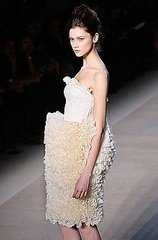Paris Fashion Week: Giambattista Valli Spring 2009