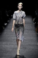 Paris Fashion Week: Haider Ackermann Spring 2009