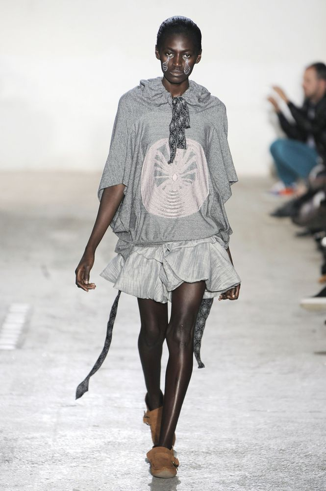 Paris Fashion Week: Bernhard Willhelm Spring 2009
