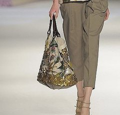 100 Handbags From Paris Fashion Week Spring 2009