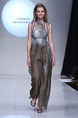 Mexico Fashion Week: Carlo Demichelis Spring 2009