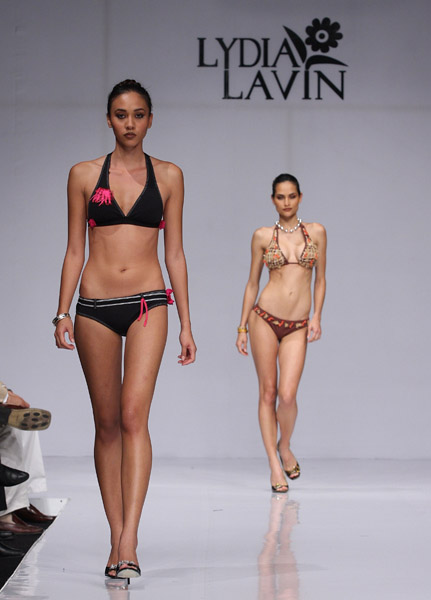 Mexico Fashion Week: Lydia Lavin Spring 2009