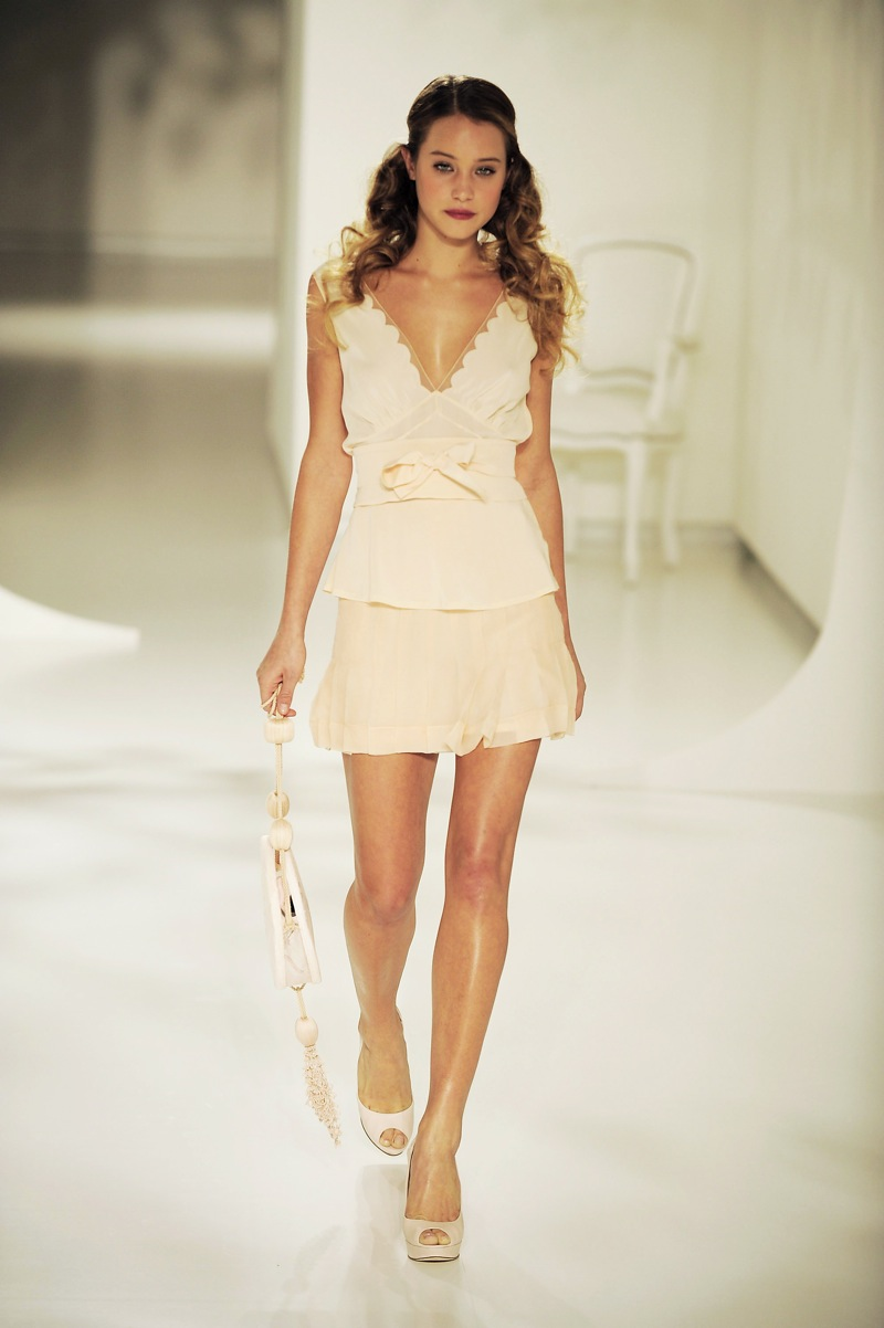 London Fashion Week: Jasper Conran Spring 2009