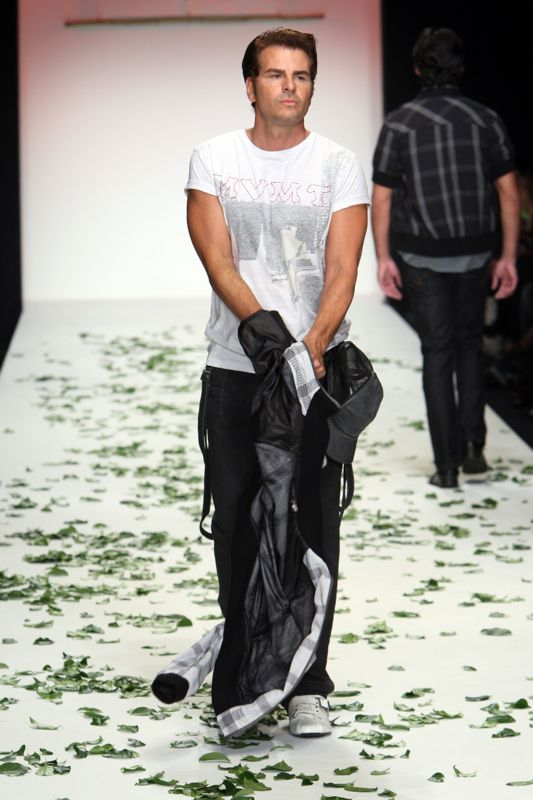 Los Angeles Fashion Week: The Green Initiative Humanitarian Fashion Show