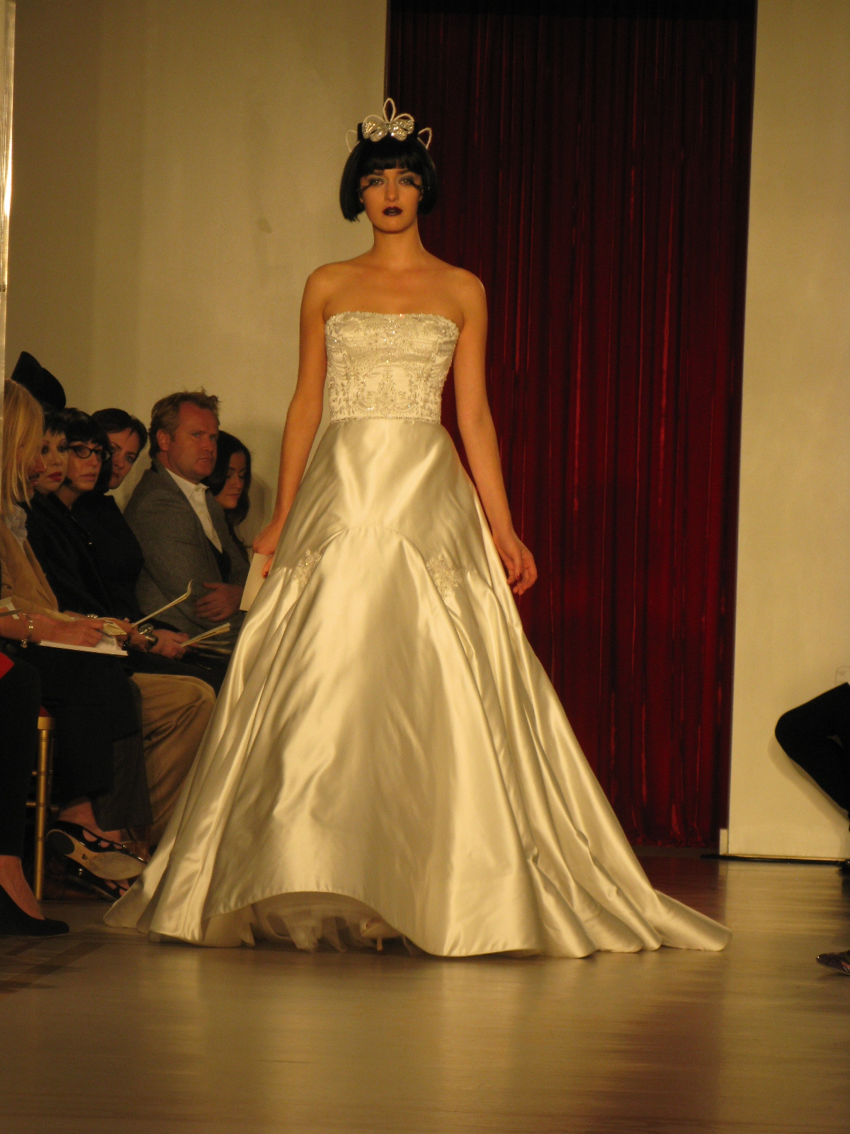 New York Bridal Market: Reem Acra Fall 2009
