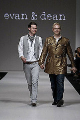 L'Oreal Toronto Fashion Week: Evan & Dean Spring 2009