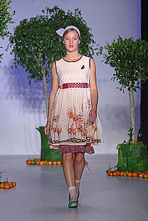 Mexico Fashion Week: Alejandra Quezada Spring 2009