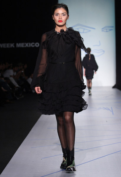 Mexico Fashion Week: Julia y Renata Spring 2009